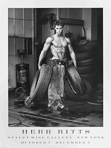 Herb 1989 Ritts Fred con ruote, Bodyshop Poster della serie - 1989 Serie