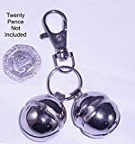 Quality Lahore Bells for Dogs Size 9 (A pair...