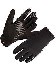 Endura - Thermolite Roubaix Glove, color negro, talla XL
