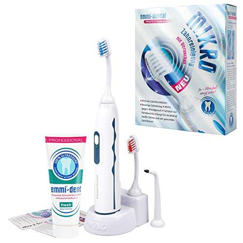 Emmi-dental Professional Ultraschall Zahnbürste Emmi-Dent (Modell 2016)