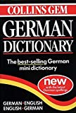 German Dictionary (Collins Gem) (Collins Gems)