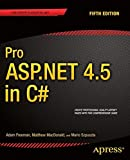 Pro ASP.NET 4.5 in C# (Professional Apress)