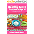 Healthy Bento Preschool to Age 10 (School Lunch Ideas) (English Edition)