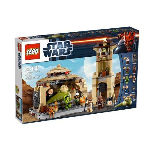 LEGO Star Wars - 9516 - Jeu de Construction - Jabba's Palace