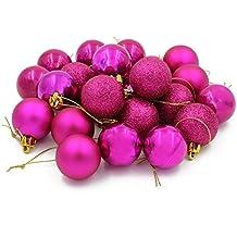 Weihnachtskugeln Pink.Suchergebnis Auf Amazon De Für Weihnachtskugeln Pink