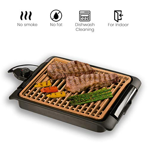 BEST DIRECT Starlyf Smokefree Grill Original Come Visto alla...