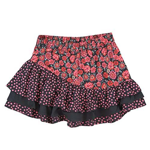 La-la-print-rock (Bóboli Mädchen Rock Knit Skirt Stretch For Girl, Mehrfarbig (Print 9579), 104)