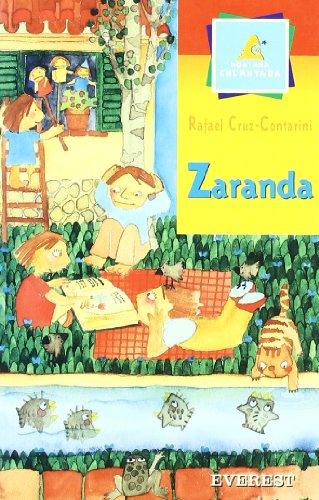 Zaranda (Montaña encantada) por Cruz-Contarini  Rafael