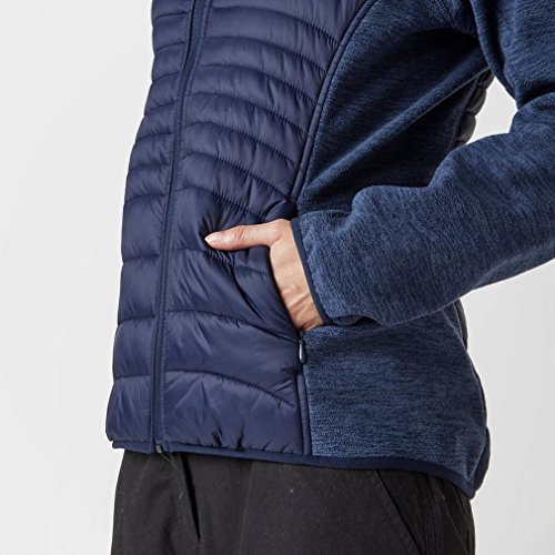 51Rq2kY8UxL. SS500  - Peter Storm Women's Baffle Fleece Jacket