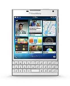 Smarphone - BlackBerry® Passport (QWERTY, Blanc)