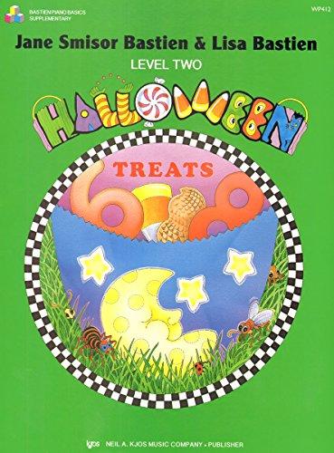 Bastien Halloween Treats Level 2 (Bastien): Noten für Klavier