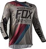 FOX Jersey 360 Draftr, Charcoal, Größe M