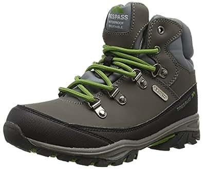 Trespass glebe scarpe da arrampicata unisex bambini for Amazon scarpe bambino