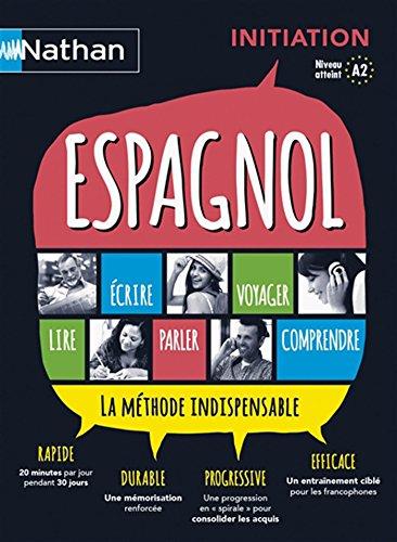 COFFRET ESPAGNOL INITIATION NIVEAU ATTEINT A2 - VOIE EXPRESS - 2014