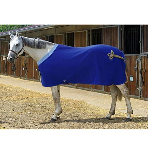 Lrhps Horseware Outdoor, Ma Yi Warm, kalt, Schweiß, atmungsaktiv, Pferdedecke,135cm