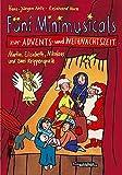 Fünf Minimusicals zur Advents- und Weihnachtszei - Hans-Jürgen Netz, Reinhard Horn