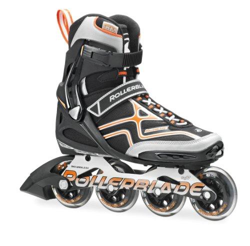 Preisvergleich Produktbild Rollerblade Lowa Sportschuhe GmbH 073140 - SPARK XT 84 956 NERO / ARANCIO 27, 5