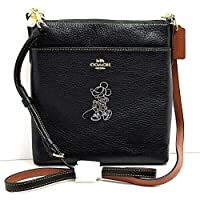 حقيبة ميني ماوس ماسنجر كروسبودي من كوتش - Official ShopDisney®