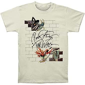 """Pink Floyd–T-shirt da uomo modello """"moglie e insegnante"""" White Small"""