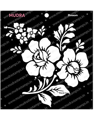 Pleasant Stencils Buy Stencils Online At Best Prices In India Amazon In Beutiful Home Inspiration Xortanetmahrainfo