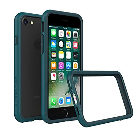 Coque iPhone 7 - Bumper RhinoShield CrashGuard [Protection de chutes