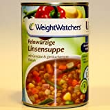 Weight Watchers Linsensuppe 400ml