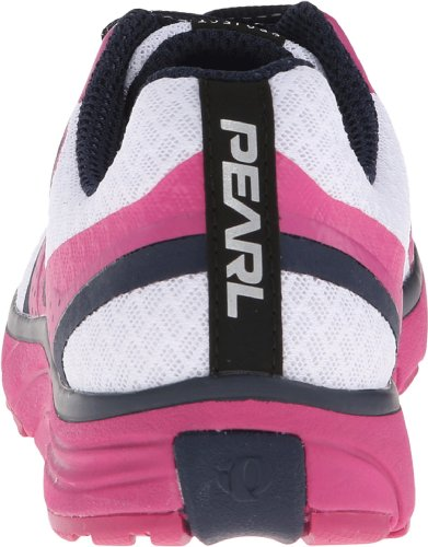 Pearl Izumi , Chaussures de running pour homme Framboise/blanc
