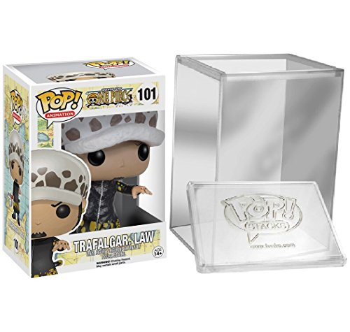 Funko Pop de One Piece- Trafalgar Law + Caja protectora