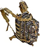 Explorer Mossy Oak -Realtree Like- Hunting Camo Tactical Assault- Combat Rucksack- Military Molle Multi Puprose by Explorer