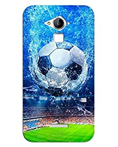FurnishFantasy Designer Back Case Cover for Coolpad Note 3