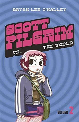 Scott Pilgrim vs The World: Volume 2 (Scott Pilgrim) por Bryan Lee O'Malley