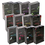 Stamford Nero incenso 144(12scatole, 12Coni) Misti Sampler Pack (Mixed Variety Box)