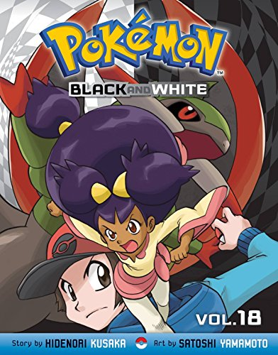 POKEMON BLACK & WHITE GN VOL 18