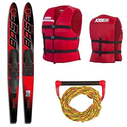 "Base Sports Vapor Combo Ski Package Wasserski 67\"" 170cm (Rot)"