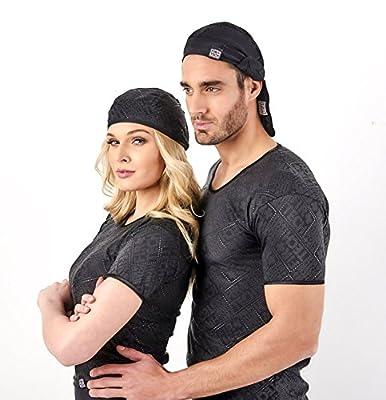 FIR TECH Bandana, Kopftuch mit Nanotechnologie Stoff Gegen Kopfschmerzen & Schlaflosigkeit von FIR TECH auf Outdoor Shop