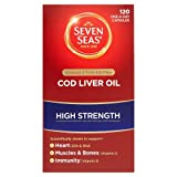 Seven Seas Omega-3 Fish Oil...
