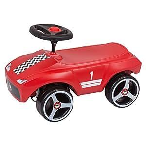 Jouet voiture trotteur Brumee Driftee en rouge