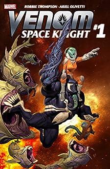Venom: Space Knight (2015-2016) #1 par [Thompson, Robbie]