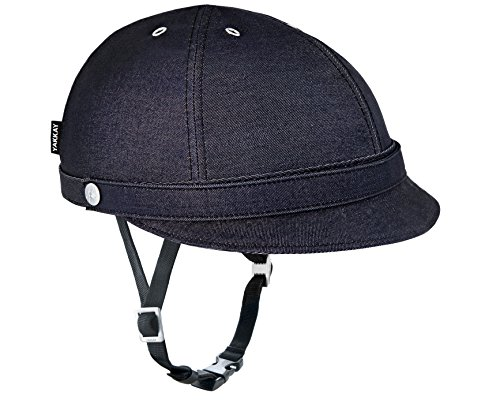 Yakkay Women's Milano Dark Helmet Cover, Blue, X-Large for sale  Delivered anywhere in Ireland