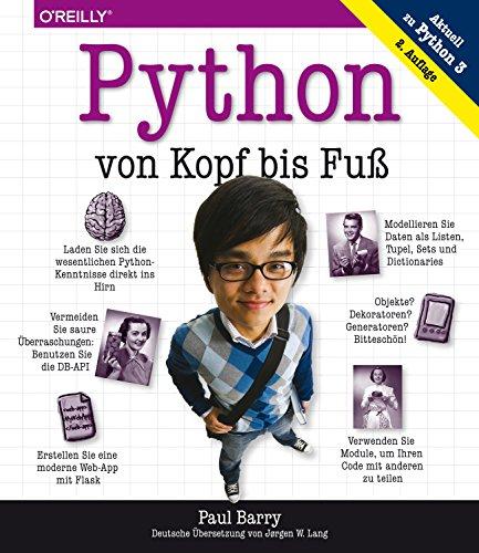 Python von Kopf bis Fuß: Aktuell zu Python 3