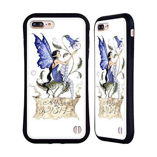 Ufficiale Amy Brown Speranza Fate 2 Case Ibrida per Apple iPhone 6 Plus / 6s Plus Esprimi Un Desiderio