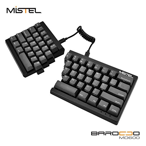 mistel-barocco-60-mechanical-keyboard-unique-split-design-black-case-cherry-mx-brown-switch-uk-iso-l