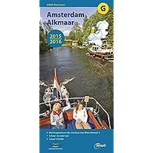 Amsterdam-Alkmaar 2015-2016 (ANWB waterkaart (G))