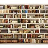 murando Papier peint intissé 100x70 cm Décoration Murale XXL Poster Tableaux Muraux Tapisserie Photo Trompe l'oeil livre 10110905-29