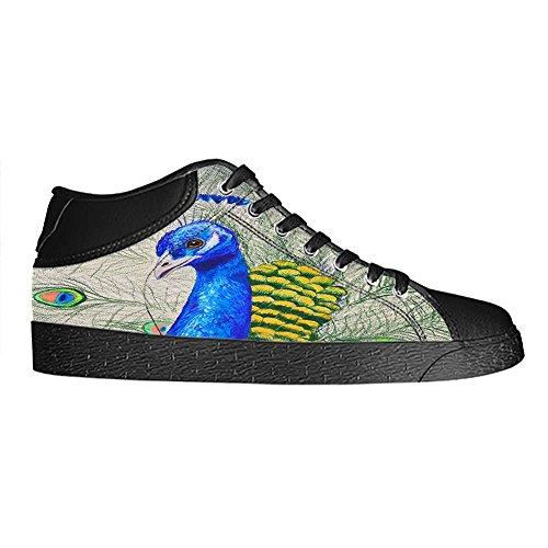 Dalliy sch?ne pfau Kids Canvas shoes Schuhe Footwear Sneakers shoes Schuhe A
