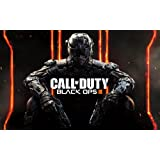 Athah Designs Wall Poster 13*19 Inches Matte Finish Call Of Duty: Black Ops III Call Of Duty Call Of Duty: Black Ops III Call Of Duty