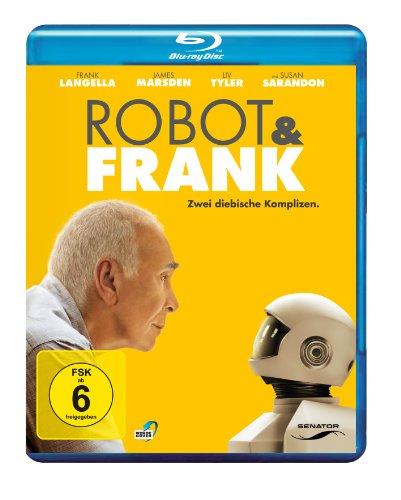 Robot & Frank - Zwei diebische Komplizen [Blu-ray] Robot Frank