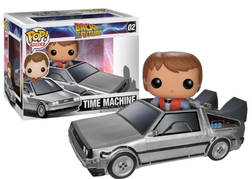 (POP! Vinyl Zurück in die Zukunft: DeLorean Auto)