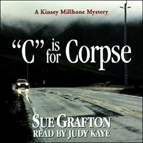 C is for Corpse  Audiolibri