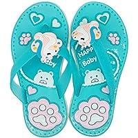 Stepup Store Kid's Slippers for Girls 18 Months to 4 Years with Light 4.5 Years to 7 Years Without Light Slippers